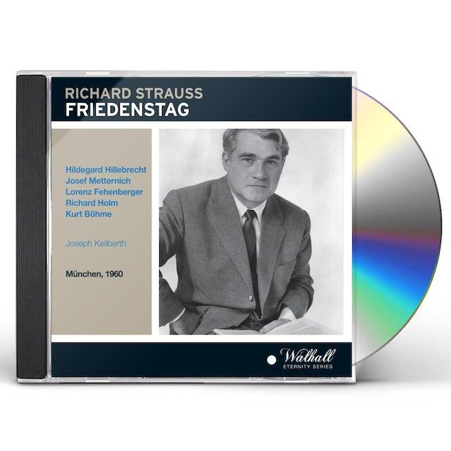 R. Strauss FRIEDENSTAG CD