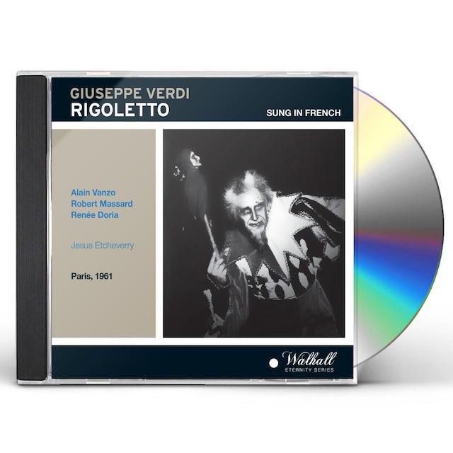 G. Verdi RIGOLETTO CD