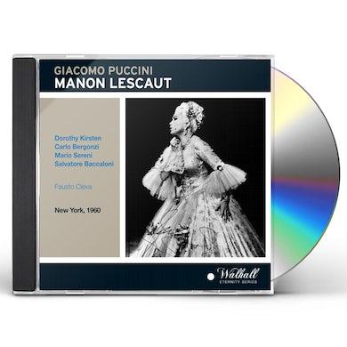 G. Puccini MANON LESCAUT CD