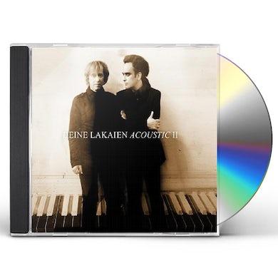 DEINE LAKAIEN ACOUSTIC II CD