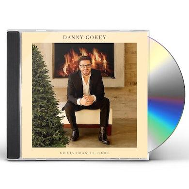 Danny Gokey CHRISTMAS IS HERE CD