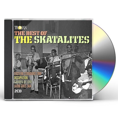 BEST OF THE SKATALITES CD