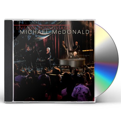 Michael McDonald LIVE ON SOUNDSTAGE CD