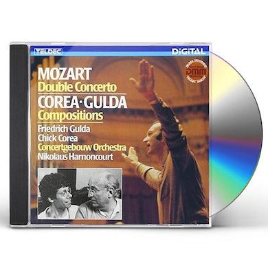 Nikolaus Harnoncourt MOZART: CONCERTO FOR 2 PIANOS CD