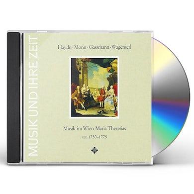 MUSIK IM WIEN MARIA THERESIA CD