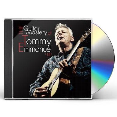 Tommy Emmanuel GUITAR MASTERY OF CD
