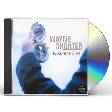 Wayne Shorter FOOTPRINTS: LIVE CD