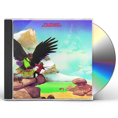 Budgie NEVER TURN YOUR BACK ON A FRIEND: LIMITED CD