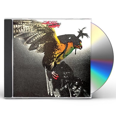 Budgie IN FOR THE KILL CD