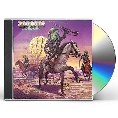 Budgie BANDOLIER CD