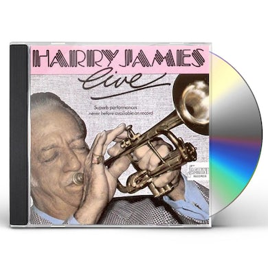 Harry James LIVE IN LONDON CD