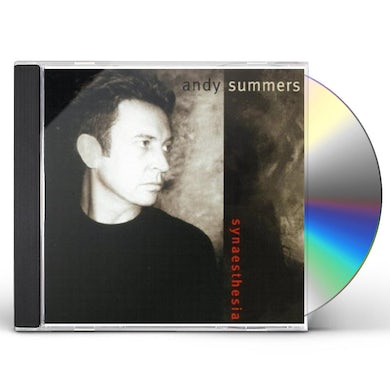 Andy Summers SYNAESTHESIA CD