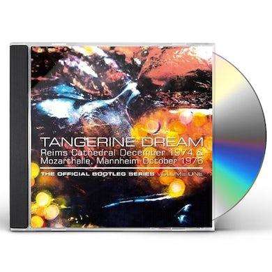 Tangerine Dream OFFICIAL BOOTLEG SERIES 1 CD