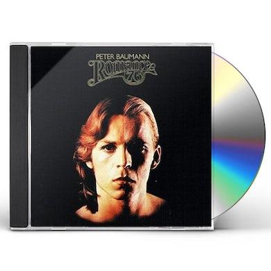Peter Baumann ROMANCE 76 CD