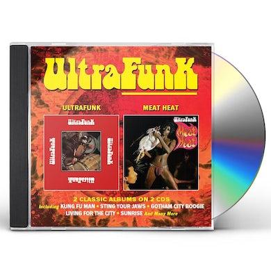 ULTRAFUNK / MEAT HEAT CD
