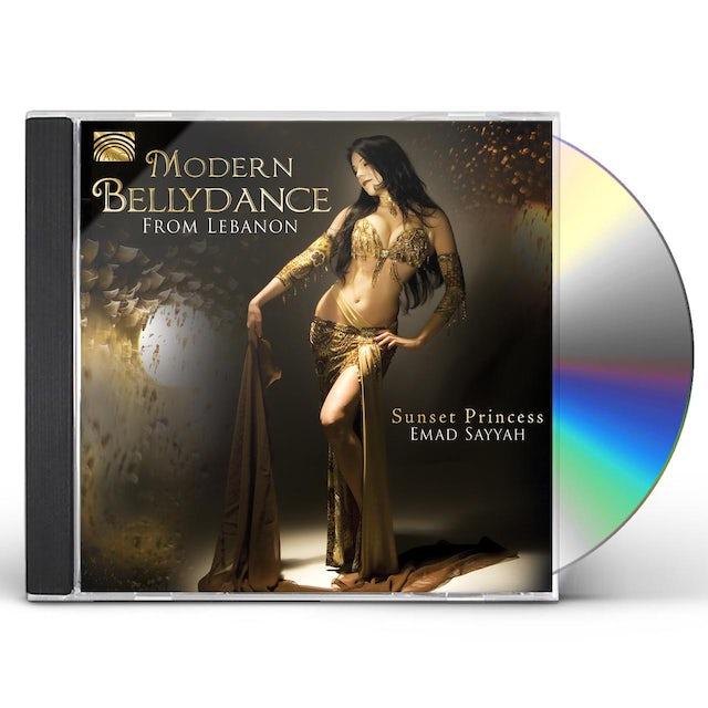 Emad Sayyah MODERN BELLYDANCE FROM LEBANON-SUNSET PRINCESS CD