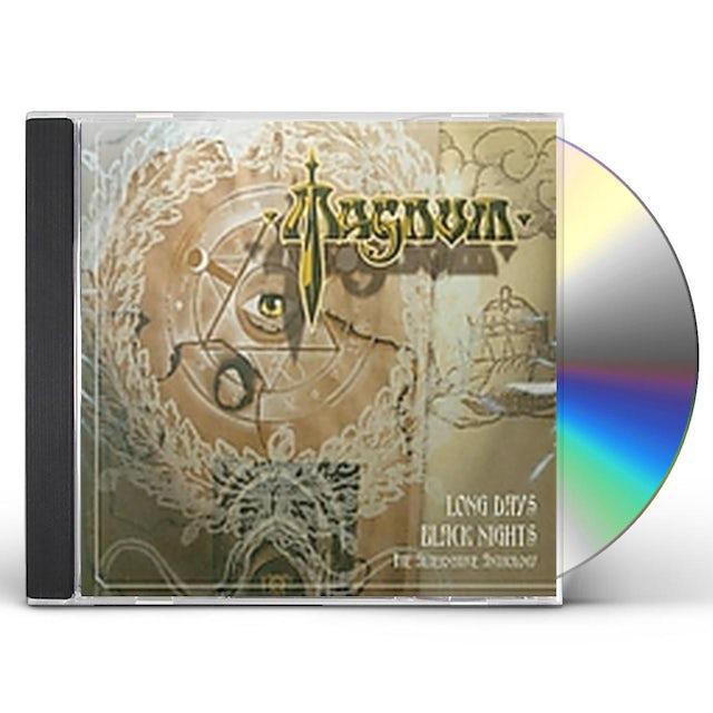 Magnum LONG DAYS BLACK NIGHTS CD