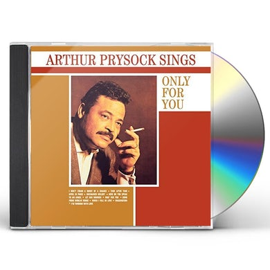 ARTHUR PRYSOCK SINGS ONLY FOR YOU CD