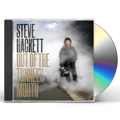Steve Hackett OUT OF THE TUNNEL'S MOUTH CD