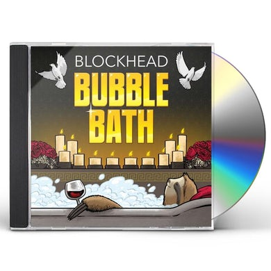 Blockhead BUBBLE BATH CD