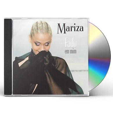 Mariza FADO EM MIM CD