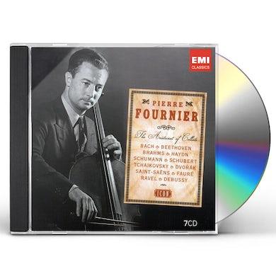 Pierre Fournier ICON: 25TH ANNIVERSARY OF DEATH CD