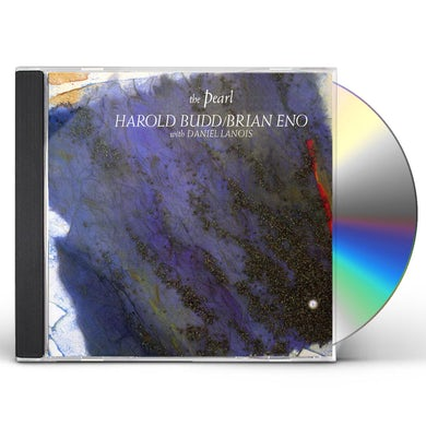 Harold Budd PEARL CD