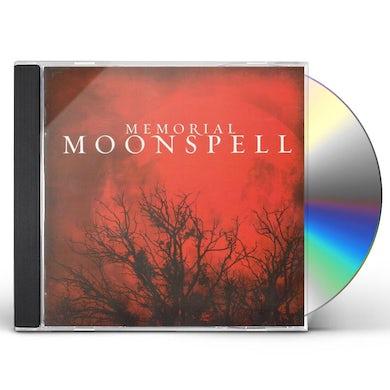 Moonspell MEMORIAL CD