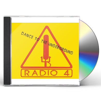 Radio 4 DANCE TO THE UNDERGROUND CD