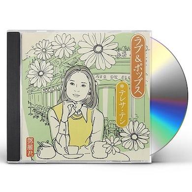 Teresa Teng LOVE & POPS CD