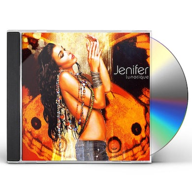 Jenifer LUNATIQUE CD