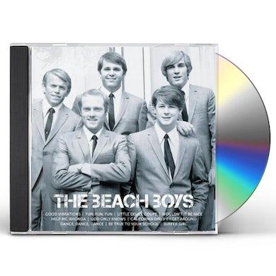 ICON: THE BEACH BOYS CD