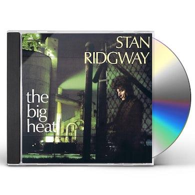 Stan Ridgway BIG HEAT CD