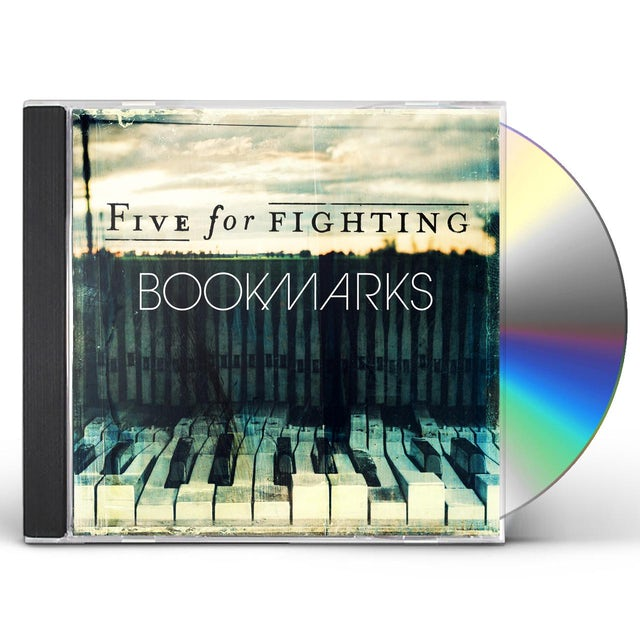 Five for Fighting BOOKMARKS CD
