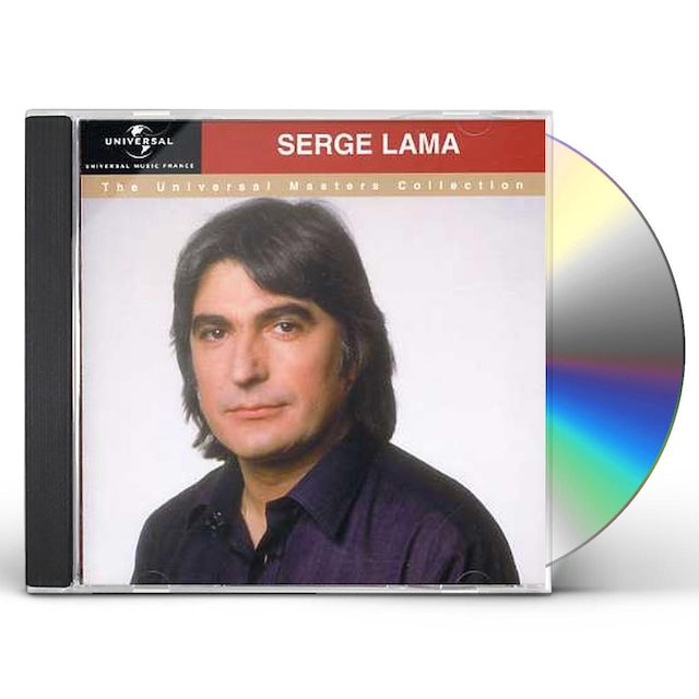 Serge Lama UNIVERSAL MASTER COLLECTION CD