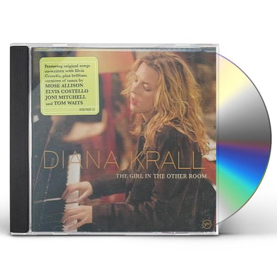 Diana Krall GIRL IN THE OTHER ROOM CD