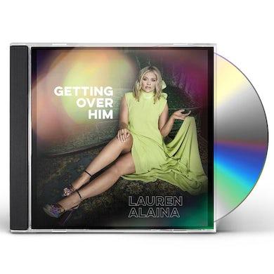 Lauren Alaina Getting Over Him (EP) CD