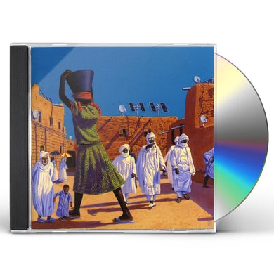 Mars Volta BEDLAM IN GOLIATH CD