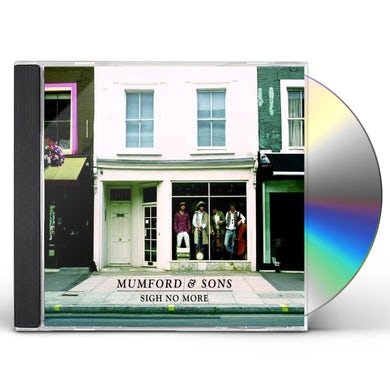 Mumford & Sons SIGH NO MORE (IMPORTED) CD