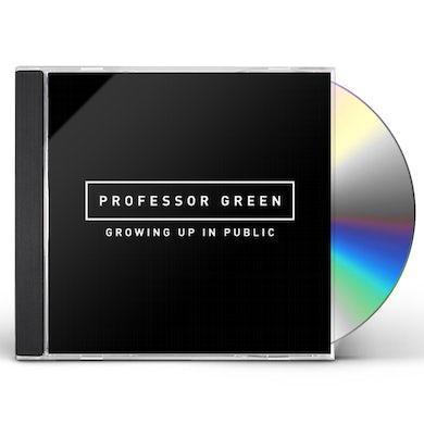 Professor Green GROWING UP IN PUBLIC CD