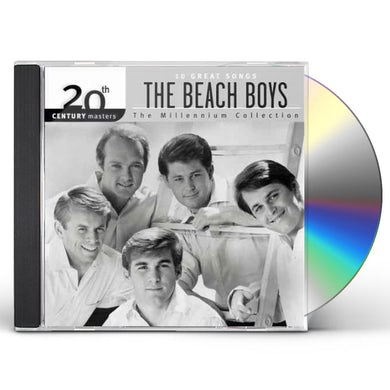 The Beach Boys MILLENNIUM COLLECTION: 20TH CENTURY MASTERS CD