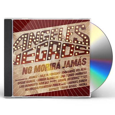 Los Angeles Negros NO MORIRA JAMAS CD
