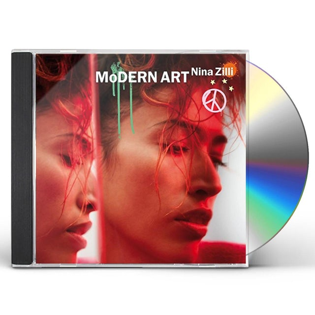 Nina Zilli MODERN ART CD