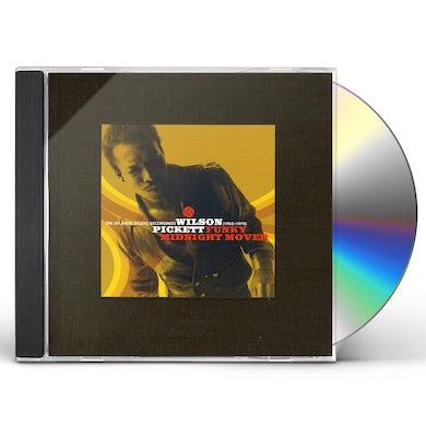 Wilson Pickett FUNKY MIDNIGHT MOVER-THE ATLANTIC STUDIO CD
