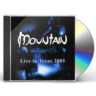 Mountain LIVE IN TEXAS 2005 CD