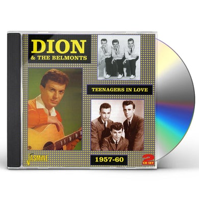 Dion & The Belmonts COMPLETE HITS 1957-60 CD