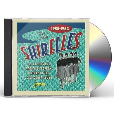The Shirelles AS BS HITS & RARITIES FROM QUEENS OF GIRL GROUP CD