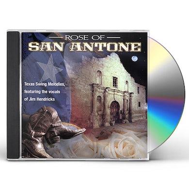Jim Hendricks ROSE OF SAN ANTONE CD