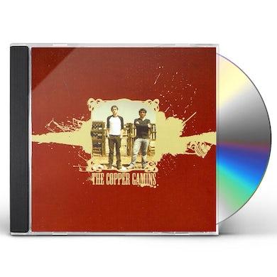 COPPER GAMINS CD