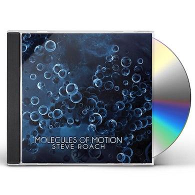 Steve Roach / Dirk Serries  Molecules of Motion CD